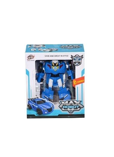 Birlik Oyuncak Birlik Oyuncak Max Robot Transformers Dönüşen Araçlar Beyaz